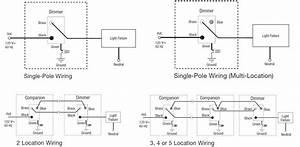 Lutron Companion Dimmer Wiring Diagram