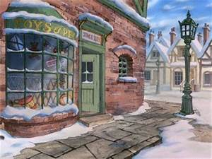 Animation Backgrounds: MICKEY'S CHRISTMAS CAROL | Disney ...