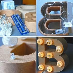 Lampe Mit Buchstaben : buchstaben roomilicious ~ Watch28wear.com Haus und Dekorationen
