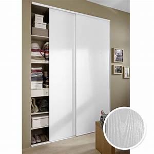 Porte Dressing Sur Mesure : porte placard coulissante porte de placard coulissante sur ~ Premium-room.com Idées de Décoration