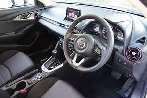 Mazda Cx 3 Interior 2017