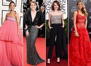 InStyle 50 Best Dressed Women in Hollywood Top 10