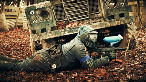 Paintball Yarm, Paintball Middlesbrough | Battlezone Paintball