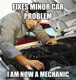 Car Repair Meme - 110 best images about mechanic jokes on pinterest