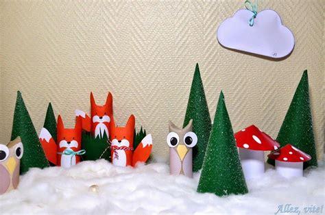 weihnachtskalender selber basteln diy adventskalender quot wald quot selber basteln teil 1 tannen fliegenpilze und wolken allez