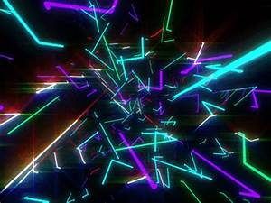 Neon Lasers And Lights Vj Pack by Taras Gesh Dribbble