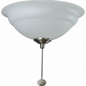 Hampton bay altura led ceiling fan light kit the