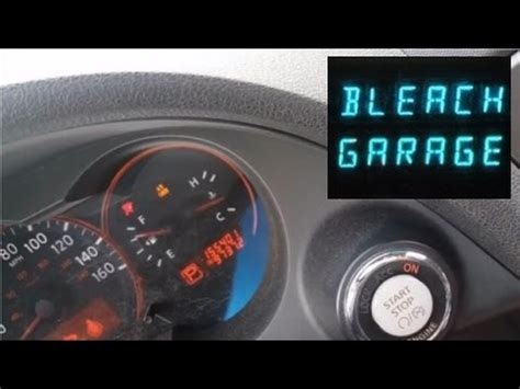 Airbag Light Blinking by How To Turn Blinking Airbag Light After Nissan Altima