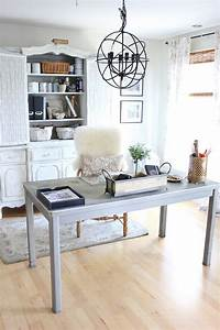 Home Office : cozy workspaces home offices with a rustic touch ~ Watch28wear.com Haus und Dekorationen