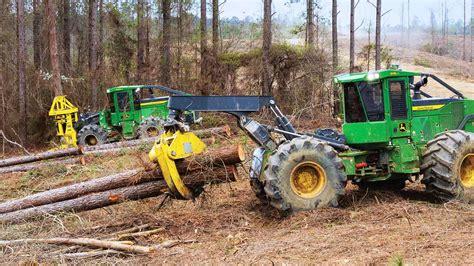 Forestry Equipment | John Deere US
