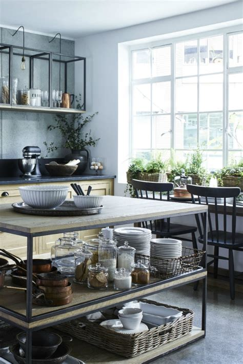 20 stylish kitchens that rock how to rock an industrial style kitchen in a chic way
