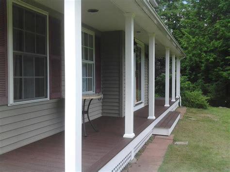 Pictures Of Porch jws custom decks farmers porches603 494 3299