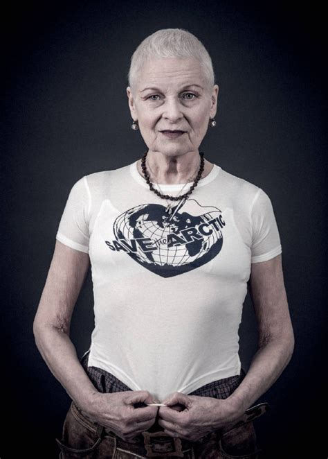 vivienne westwoods save  arctic  shirt von hahn toronto star