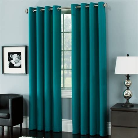 bed bath and beyond kitchen curtains pict turquoise curtains elegance 2 panels sheer window curtains