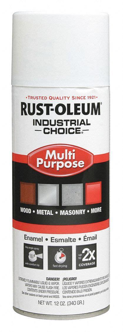 paint spray rust industrial oleum choice metal grainger gloss wood plastic oz
