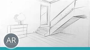 Treppen Zeichnen Programm Freeware : treppe zeichnen treppen zeichnung innenarchitektur skizze mappenkurs innenarchitektur youtube ~ Watch28wear.com Haus und Dekorationen