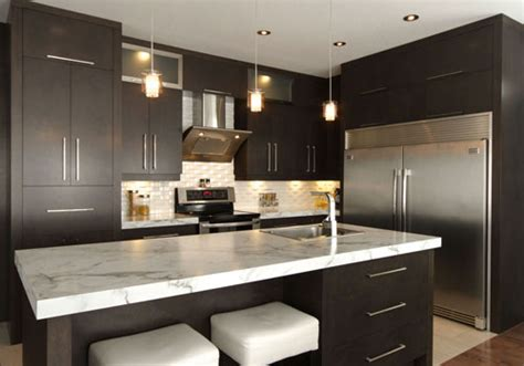 cloison pour cuisine changer ses meubles de cuisine fourniture et pose de