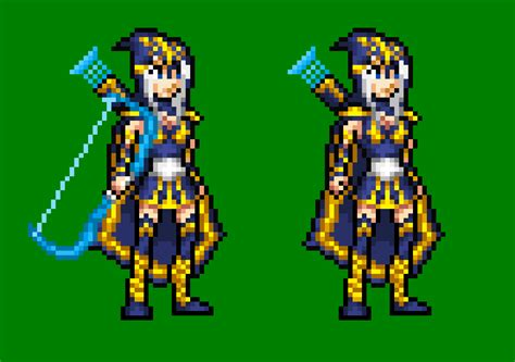 Ashe League Of Legends Jus Style By Kayspriter On Deviantart
