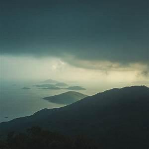 Android Wallpaper Ns65 Sea Ocean Mountain Nature