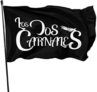 Los Dos Carnales Mexican Band Flags,Outdoor Garden ...