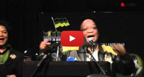 Ex South Africa President In Row Over Music