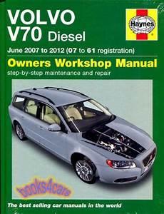 Volvo V70 Shop Manual Service Repair Book Haynes 2008 2012 2011 2010 2009 Chilto