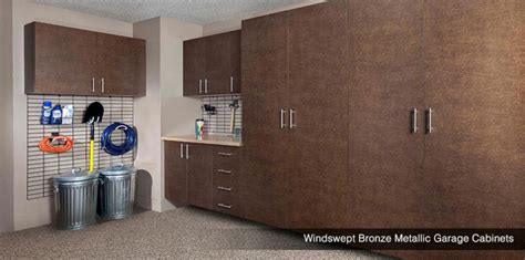Cabinet Installer In Az by Garage Strategies Custom Garage Cabinets Edmonton