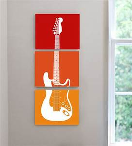 how to create music themed bedroom interior designing With what kind of paint to use on kitchen cabinets for rock and roll canvas wall art