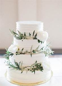 15 amazing white and green wedding cakes