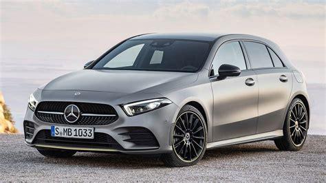 Il design è caratterizzato da una notevole pulizia delle linee. Mercedes-Benz A-Class (2019) « Car-Recalls.eu
