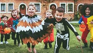 Halloween Fun for Grand Rapids: Trick or Treat Times ...
