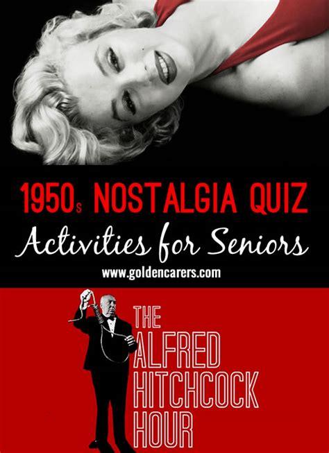 baby boomers nostalgia quiz