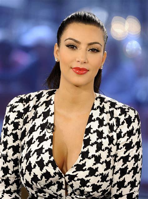 Kim Kardashian on Today Show in New York – HawtCelebs