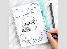 40! Bullet Journal Monthly Spreads Zen of Planning