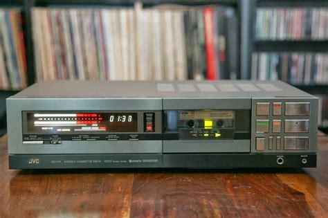 Jvc Ddv9 Hifi Stereo Cassette Deck  Vntgc Vintage