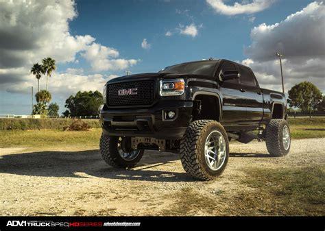 2014 Adv1 Wheels Gmc Sierra Denali Truck Suv Cars