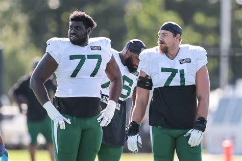 New York Jets: Mekhi Becton's ups and downs mark learning ...