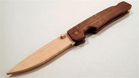 wooden pocket knife  hand tools ibuilditca