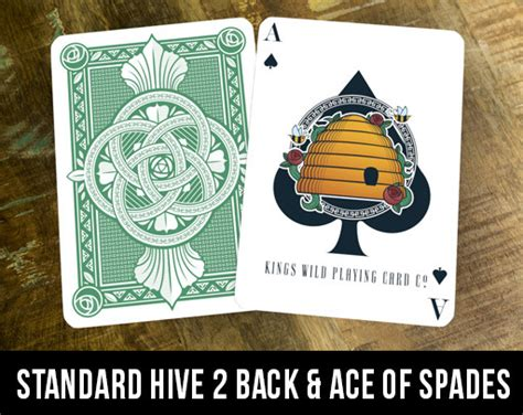 Ace Of Spades, King And Projects On Pinterest