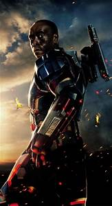 iron man don ch... Rhodey Quotes