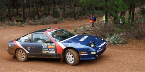 nissan silvia rally car