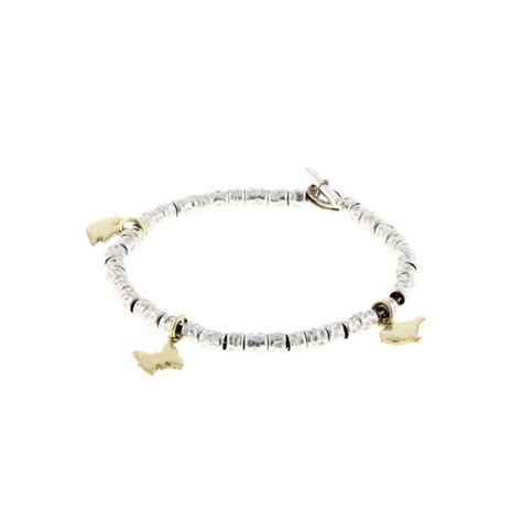 dodo pomellato charms pomellato dodo bracelet 216292 collector square