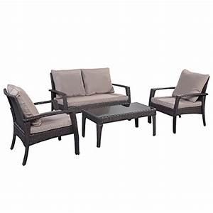 Gartenmöbel Sitzgruppe Rattan Lounge : polyrattan gartenmoebel rattan lounge gartenset sitzgruppe garnitur set poly neu ~ Sanjose-hotels-ca.com Haus und Dekorationen