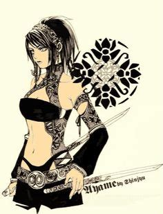 Anime Japanese Martial Arts Warrior With Powerful Kudos To Anime Draw It