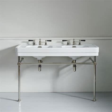 pedestal double sink console 17 best images about vanities pedestal console on