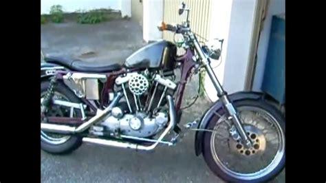1980 Harley-davidson Xls1000 Sportster Roadster