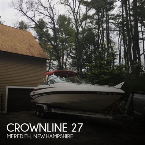 Crownline Boats For Sale New Hshire by Bowrider Boats For Sale In Meredith New Hshire