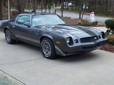 1980 Z28 Charcoal Metallic