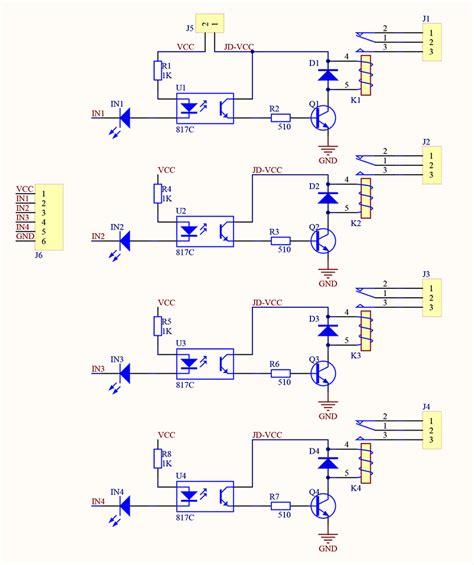 Channel Relay Module Wiki