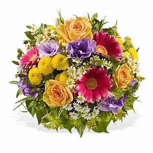 Bilder Von Blumenstrauß : sonnige geburtstagsgr e versenden mit blumen von fleurop ~ Buech-reservation.com Haus und Dekorationen